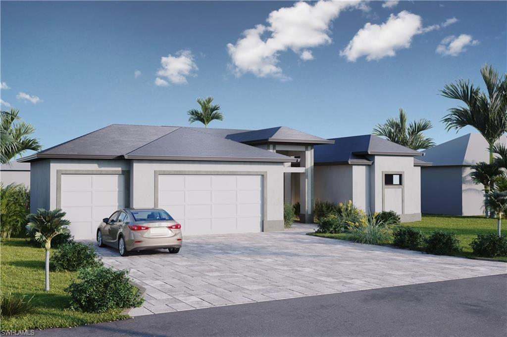 411 SW 40th Terrace, Cape Coral, FL 33914 - #: 220057342