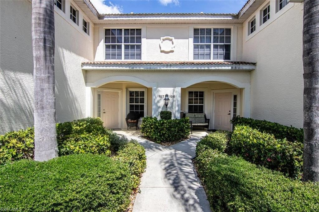 10110 Colonial Country Club Boulevard #107, Fort Myers, FL 33913 - #: 221030346