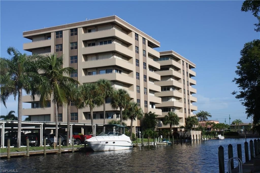 4803 Sunset Court #104, Cape Coral, FL 33904 - #: 220058347
