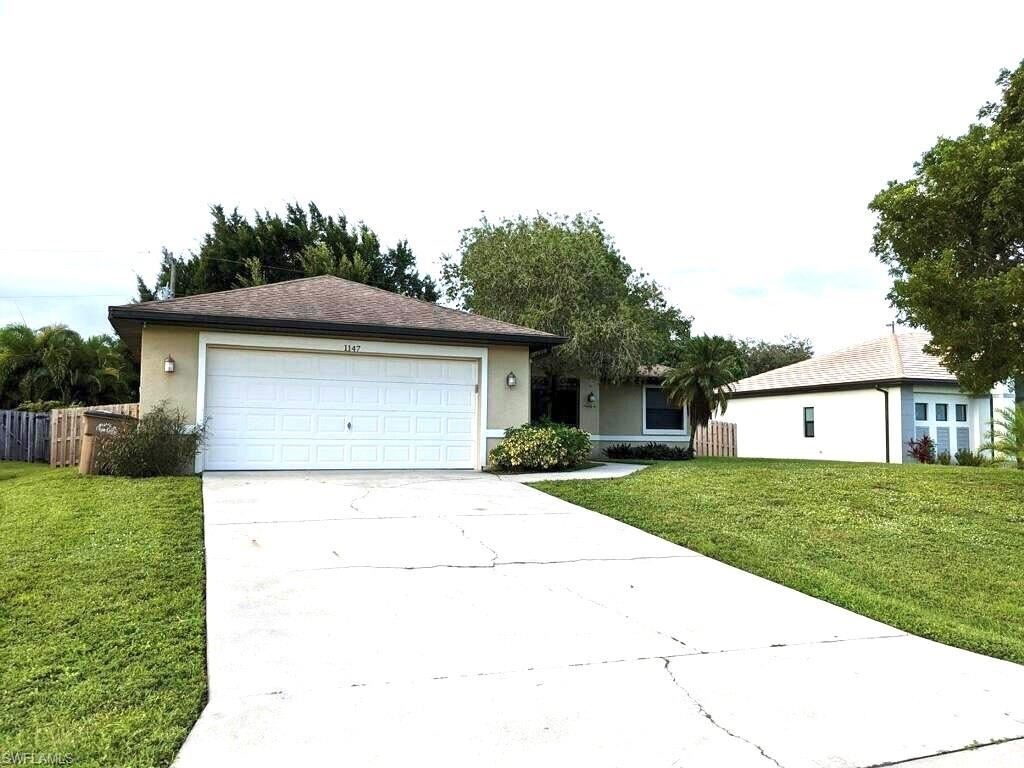 1147 SW 7th Terrace, Cape Coral, FL 33991 - #: 220068347