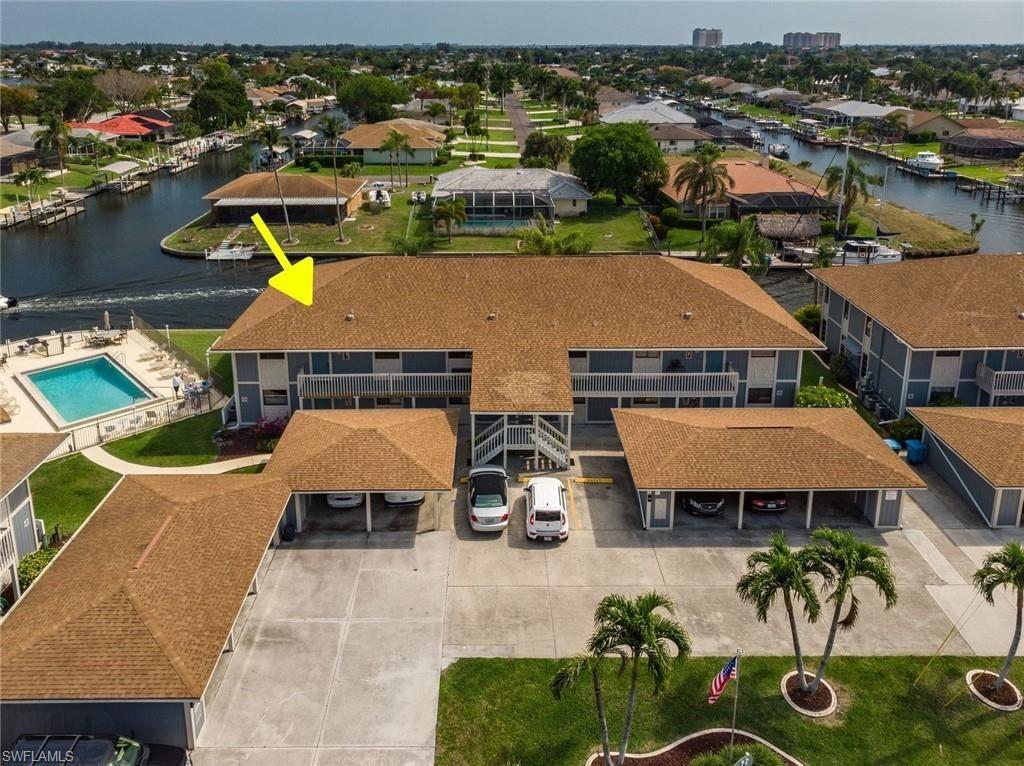 816 SW 48th Terrace #201, Cape Coral, FL 33914 - #: 221027349