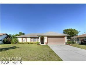 3514 SE Santa Barbara Place, Cape Coral, FL 33904 - #: 221032350