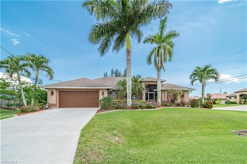 Photo of 2840 SW 35th Lane, CAPE CORAL, FL 33914 (MLS # 220034353)