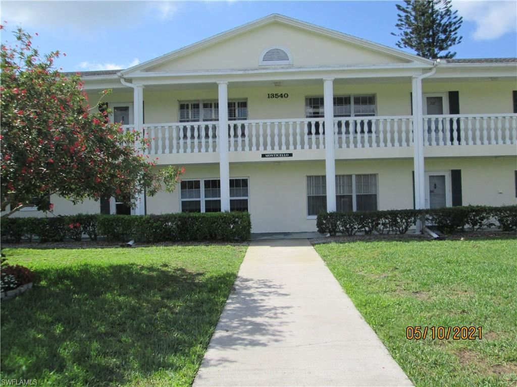 13540 Stratford Place Circle #203, Fort Myers, FL 33919 - #: 221035358