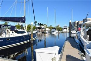 Photo of 48 Ft. BOAT SLIP AT GULF HARBOUR G-6, FORT MYERS, FL 33908 (MLS # 218002359)
