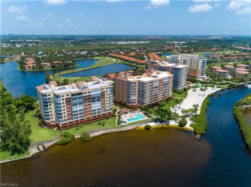 Photo of 14200 Royal Harbour Court #705, FORT MYERS, FL 33908 (MLS # 219041364)