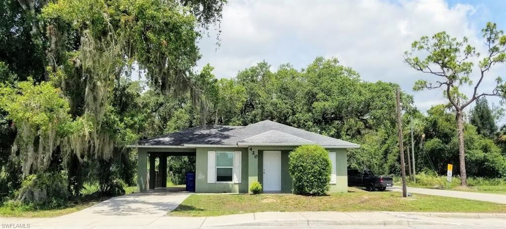 420 Dr Martin Luther King Jr Boulevard, La Belle, FL 33935 - #: 221042364