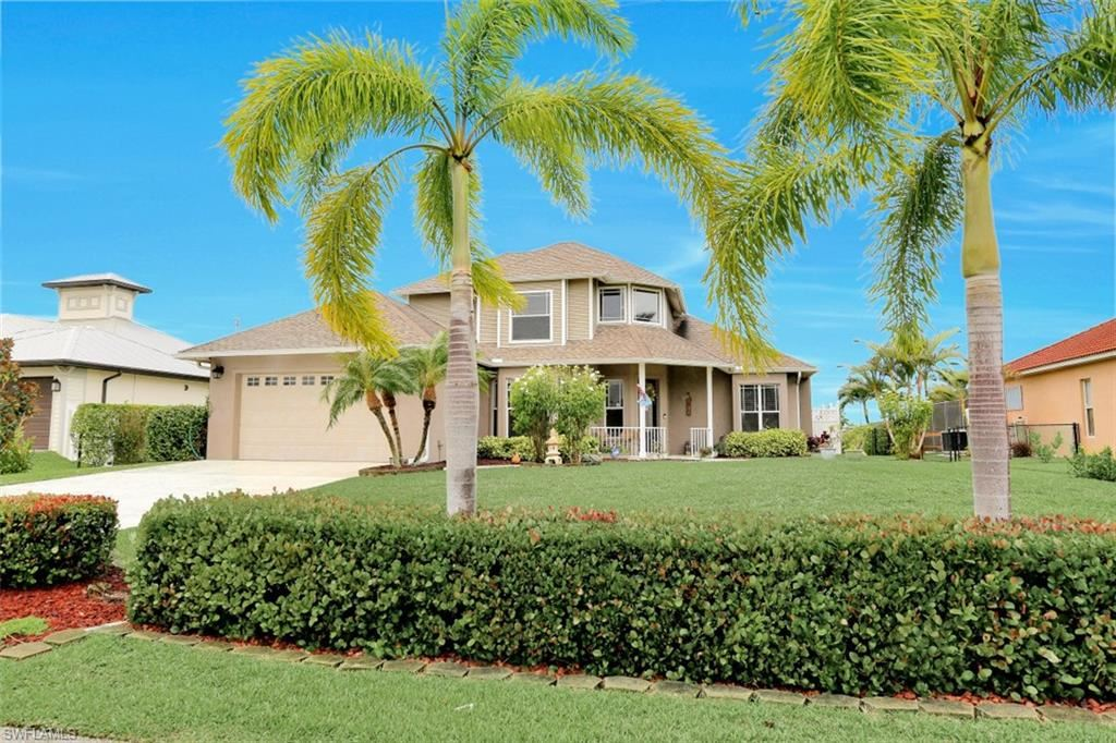 2718 NW 42nd Place, Cape Coral, FL 33993 - #: 220067366