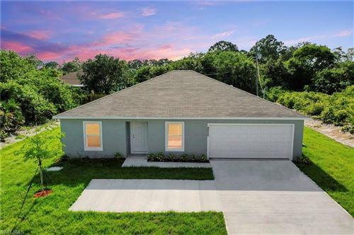 Photo of 811 Coffield Avenue, LEHIGH ACRES, FL 33974 (MLS # 220062367)