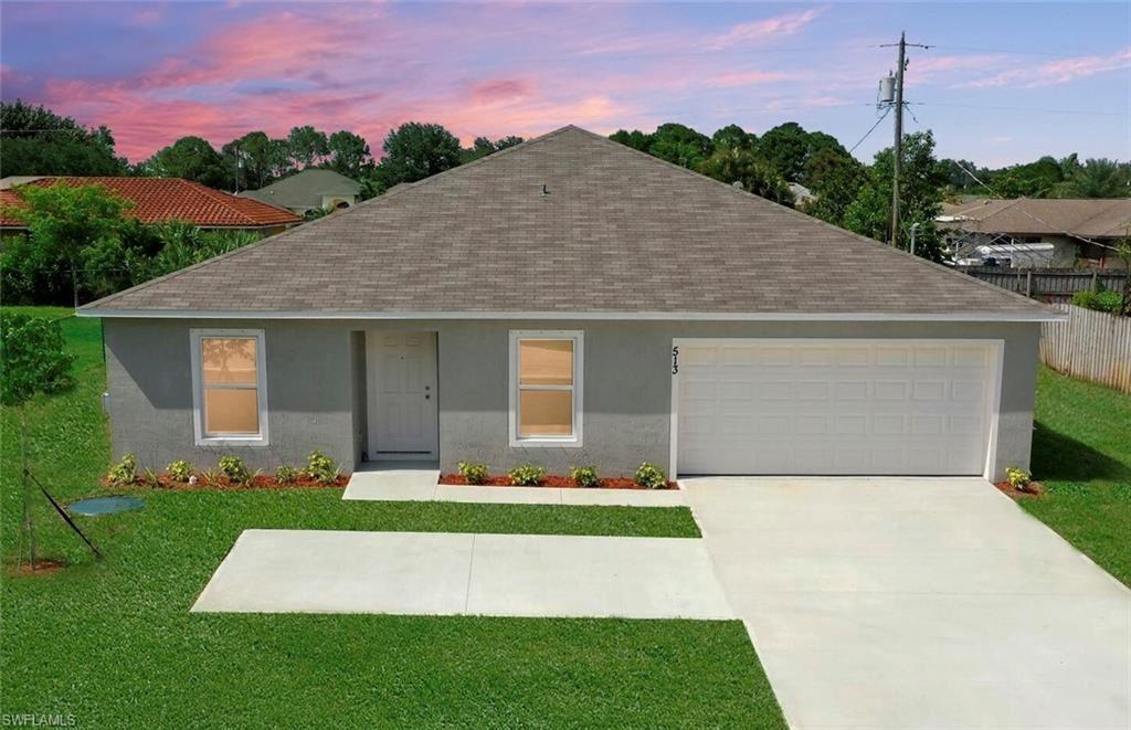 3833 23rd Street W, Lehigh Acres, FL 33971 - #: 220054371