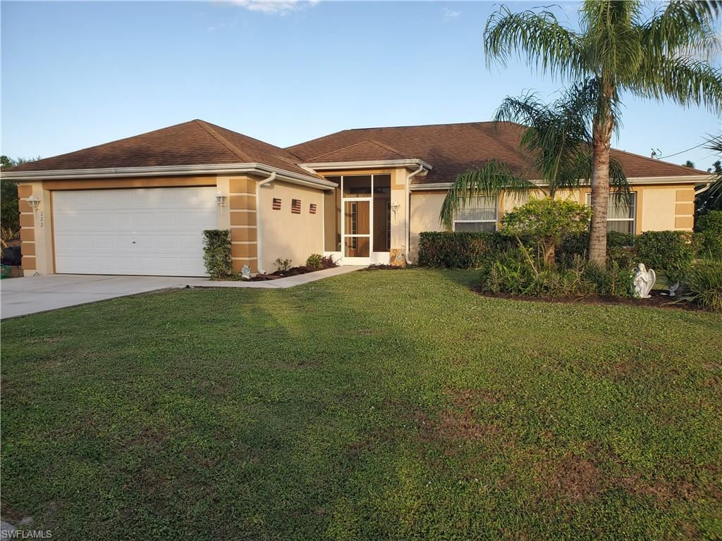 222 North Avenue, Lehigh Acres, FL 33936 - #: 220074372