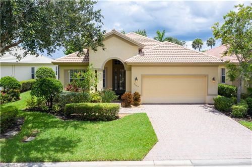Photo of 3170 Bramble Cove CT, FORT MYERS, FL 33905 (MLS # 219049375)