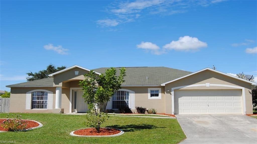 1327 SE 23rd Street, Cape Coral, FL 33990 - #: 220066378