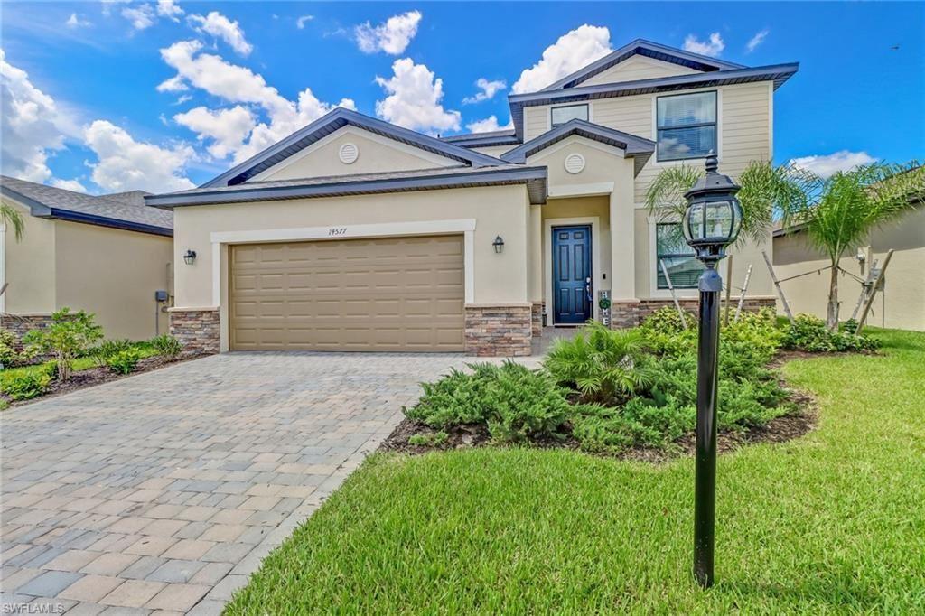 14577 Monrovia Lane, Fort Myers, FL 33905 - #: 221052385