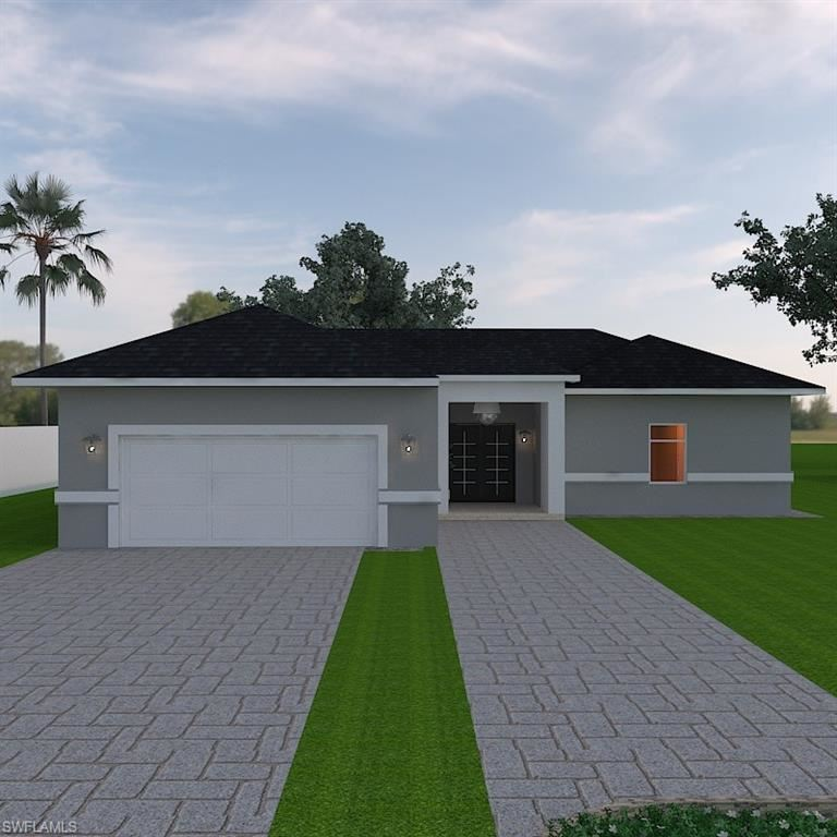 212 Patio Circle, Lehigh Acres, FL 33974 - #: 220062386