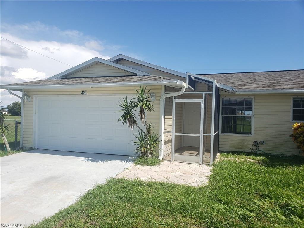 420 NW 7th Street, Cape Coral, FL 33993 - #: 221056389