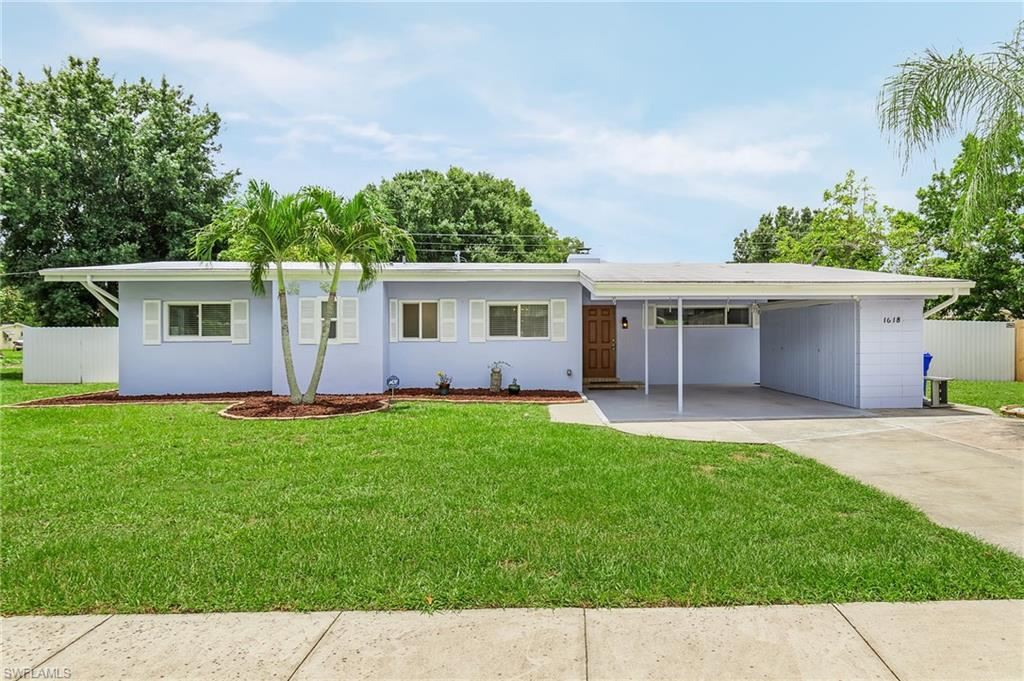 1618 Moreno Avenue, Fort Myers, FL 33901 - #: 221047390