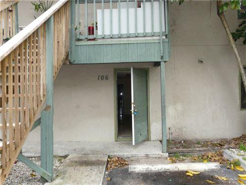 Photo of 824 Alderman Street #106, FORT MYERS, FL 33916 (MLS # 220034395)