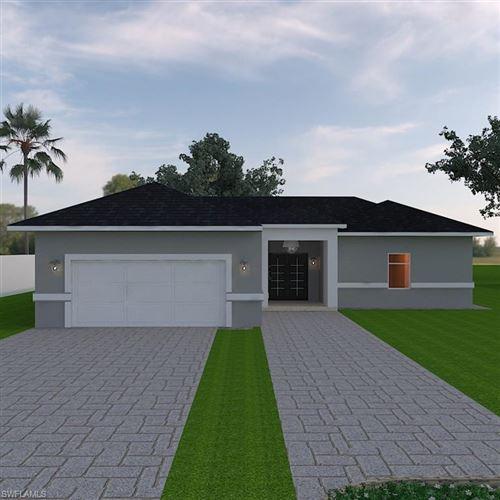 Photo of 214 Patio Circle, LEHIGH ACRES, FL 33974 (MLS # 220062395)