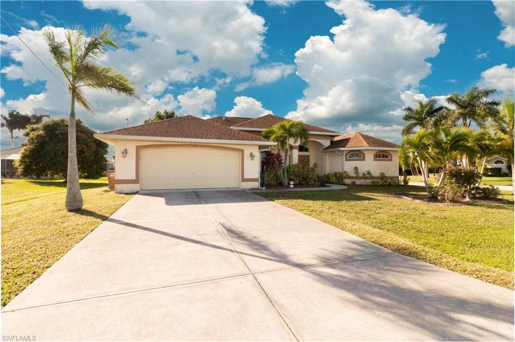 2608 Miracle Parkway, Cape Coral, FL 33914 - #: 219052398