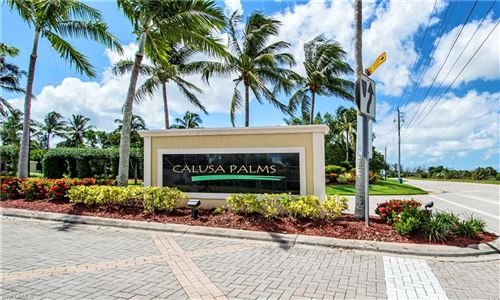 Photo of 14776 Calusa Palms Drive #203, FORT MYERS, FL 33919 (MLS # 220045402)