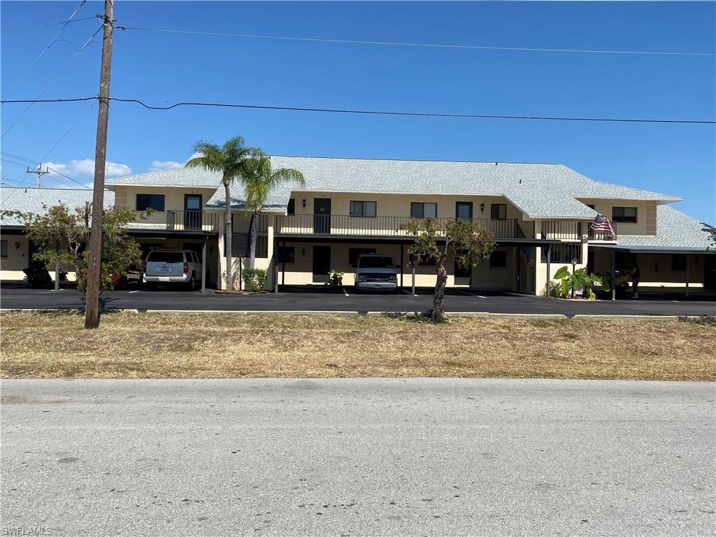 4805 Sorrento Court #105, Cape Coral, FL 33904 - #: 221026404