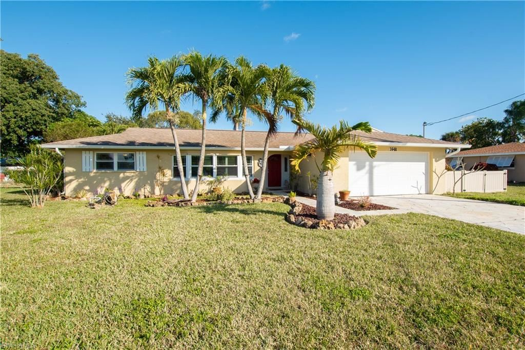 1648 Swan Terrace, North Fort Myers, FL 33903 - #: 221002405