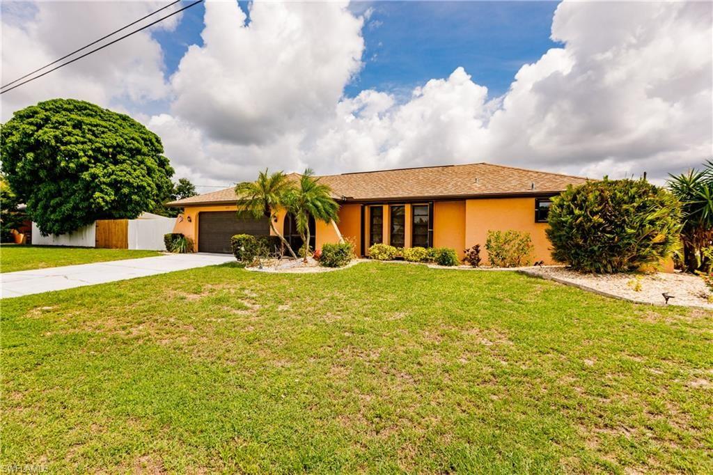 1455 SE 14th Terrace, Cape Coral, FL 33990 - #: 221044405