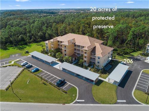 Photo of 10751 Palazzo Way #206, FORT MYERS, FL 33913 (MLS # 220048410)