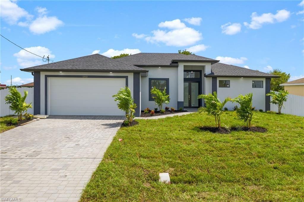582 NE 5th Street, Cape Coral, FL 33909 - #: 221064411