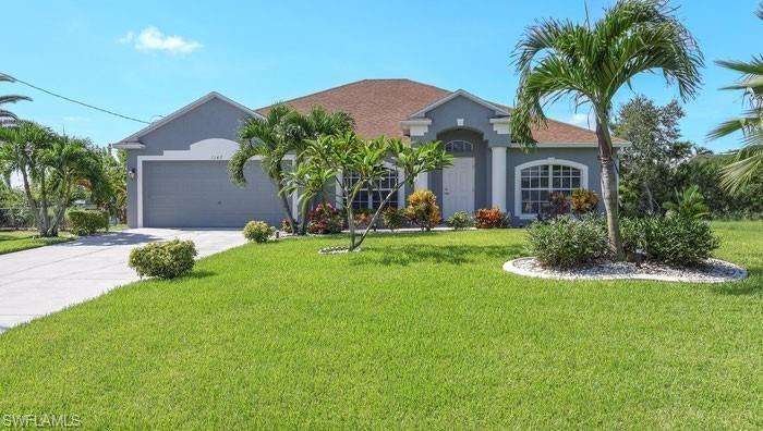 1142 SW 12th Terrace, Cape Coral, FL 33991 - #: 220024413