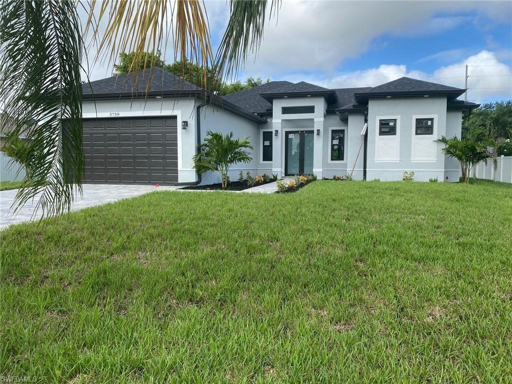 3738 SE Santa Barbara Place, Cape Coral, FL 33904 - #: 220041420