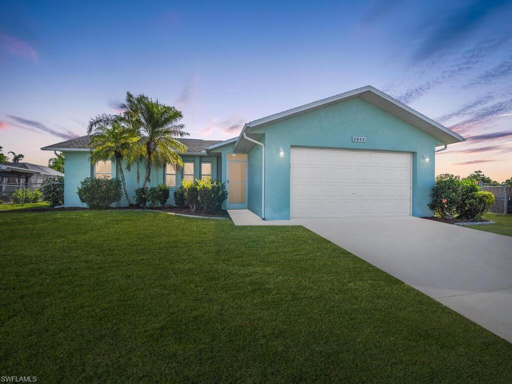 2411 SE 8th Avenue, Cape Coral, FL 33990 - #: 221025421