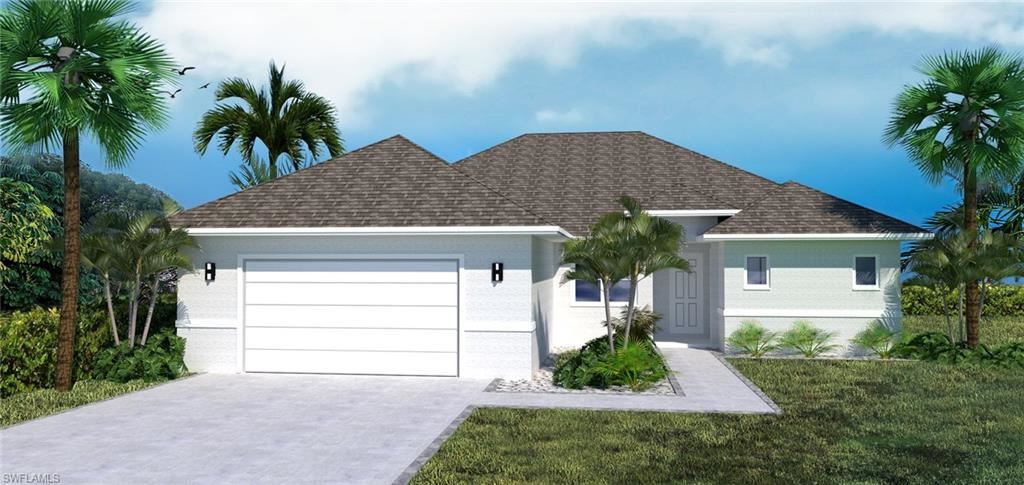 2813 NW 25th Street, Cape Coral, FL 33993 - #: 221052422