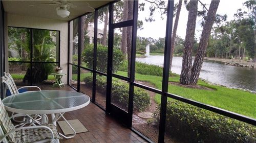 Photo of 16436 Timberlakes DR 101 #101, FORT MYERS, FL 33908 (MLS # 219021424)