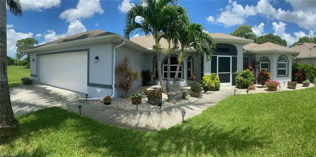 1506 NW 26th Place, Cape Coral, FL 33993 - #: 221050425