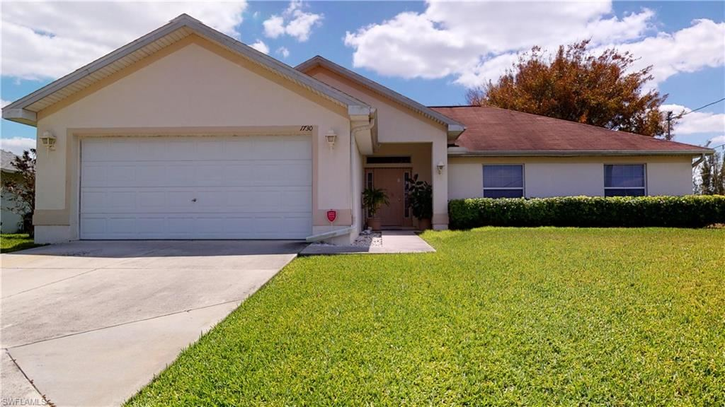 1730 SW 28th Terrace, Cape Coral, FL 33914 - #: 221027427