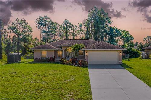 Photo of 763 Homestead Road S, LEHIGH ACRES, FL 33974 (MLS # 221055430)
