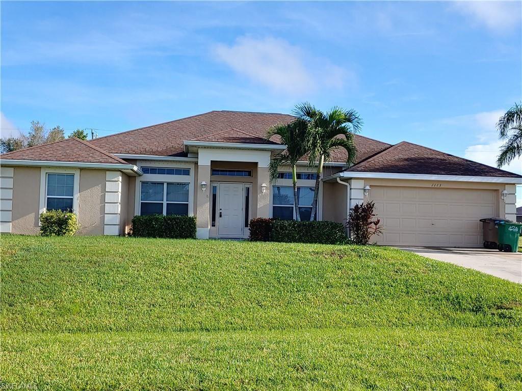 1113 NW 14th Street, Cape Coral, FL 33993 - #: 220057430