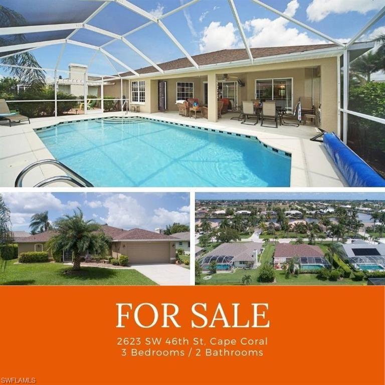 2632 SW 46th Street, Cape Coral, FL 33914 - #: 221039432