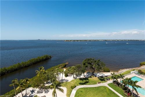 Photo of 14220 Royal Harbour Court #910, FORT MYERS, FL 33908 (MLS # 219060433)