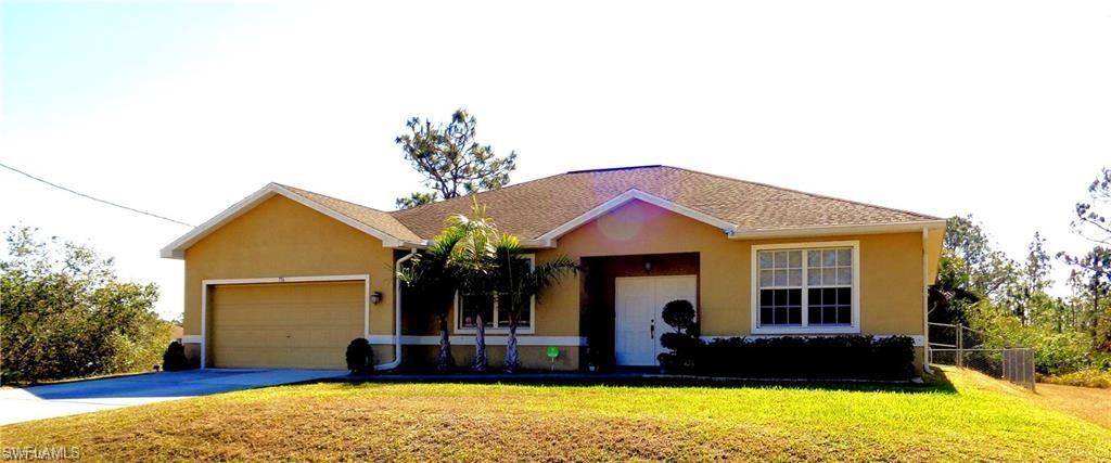 756 Clancy Street E, Lehigh Acres, FL 33974 - #: 220031435