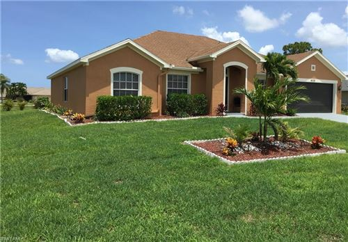 Photo of 4528 SW 16th Place, CAPE CORAL, FL 33914 (MLS # 220034437)