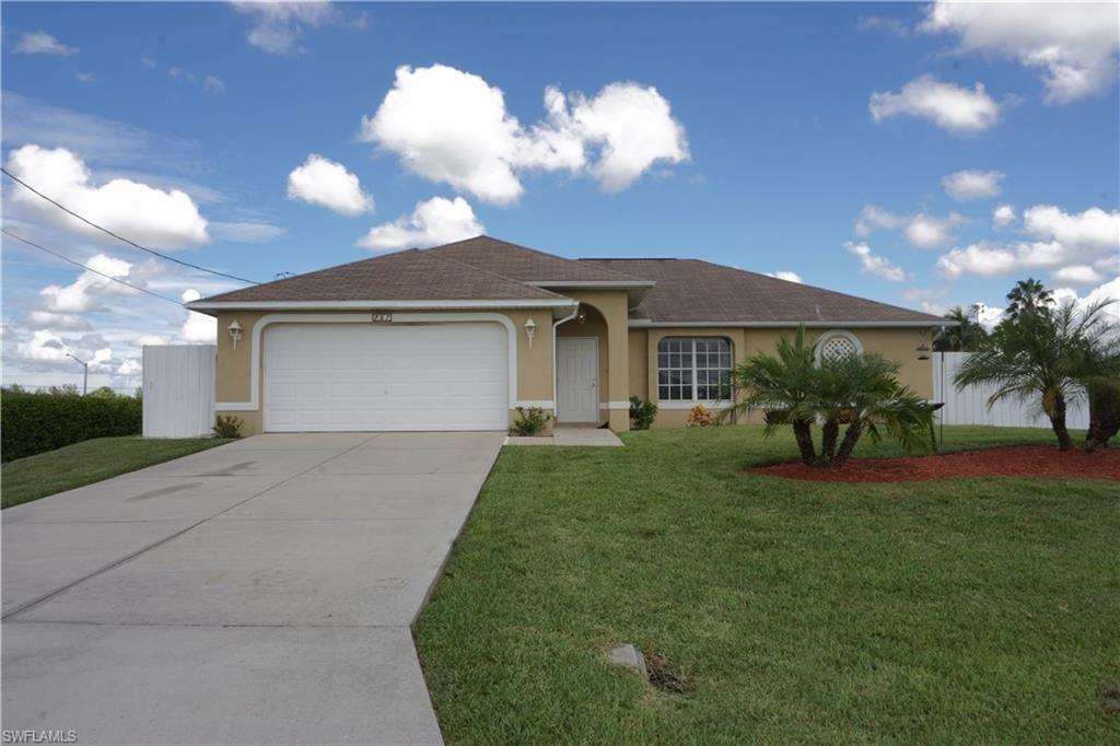 707 SW 15th Terrace, Cape Coral, FL 33991 - #: 220057437