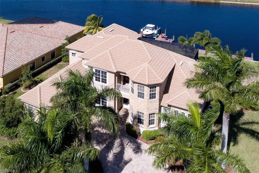 909 W Cape Estates Circle, Cape Coral, FL 33993 - #: 220000438