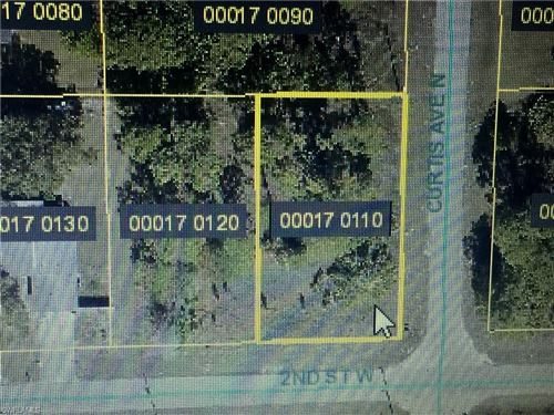 Photo of 4100 2nd Street W, LEHIGH ACRES, FL 33971 (MLS # 220034442)