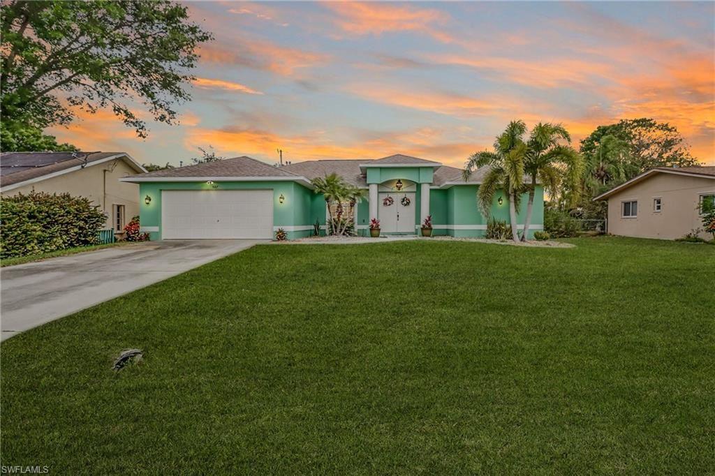 507 SE 34th Terrace, Cape Coral, FL 33904 - #: 221025442