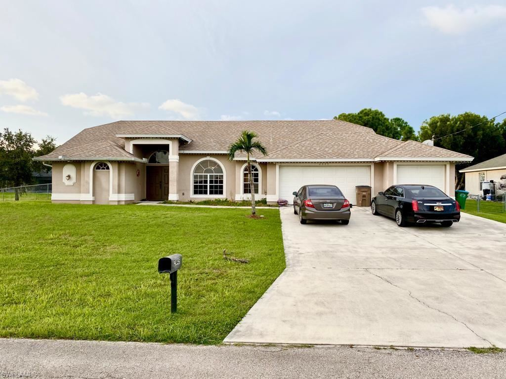 2445 NW 22nd Street, Cape Coral, FL 33993 - #: 220055443