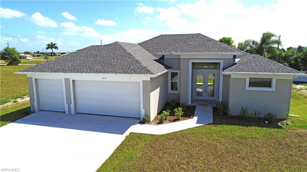 2413 NW 7th Pl, Cape Coral, FL 33993 - #: 219059459