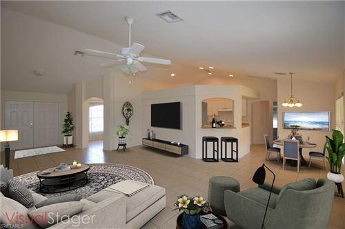 Photo of 936 Asther Street E, LEHIGH ACRES, FL 33974 (MLS # 221042460)